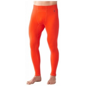 SMARTWOOL Men's NTS Mid 250 Bottom штаны bright orange
