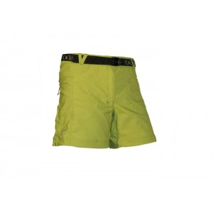 WARM PEACE shorts MEDUSA lady apple-green шорты