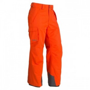MARMOT Motion insulated Pant штаны мужские sunset orange