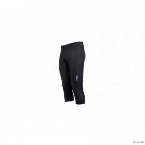 WARM PEACE Pants 3,4 JOGGMAN black штаны