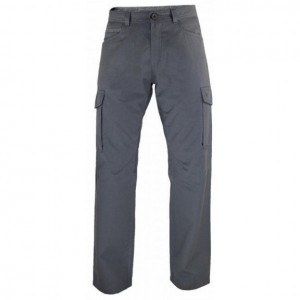 WARM PEACE Travers Pants р,L Grey брюки