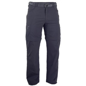 WARM PEACE Pants FORDING zip-off р,L iron брюки