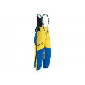 MARMOT 8000M Pant acid yellow/cobalt blue р.L