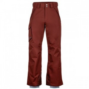 MARMOT Motion Insulated Pant штаны мужские marsala brown