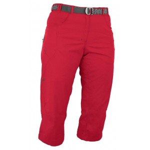 WARM PEACE Pants FLEX 3/4 LADY р,M red rose бриджи