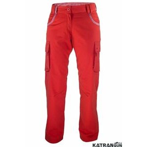 WARM PEACE Lorna Pants р,M Red брюки женские