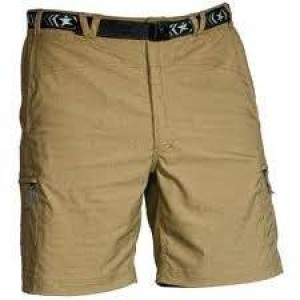WARM PEACE Shorts RELAX р,S camel шорты